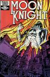 Cover for Moon Knight (Marvel, 1980 series) #20