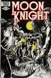Cover for Moon Knight (Marvel, 1980 series) #21