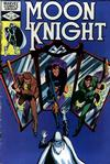 Cover for Moon Knight (Marvel, 1980 series) #22