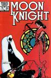 Cover for Moon Knight (Marvel, 1980 series) #24
