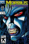 Cover for Morbius: The Living Vampire (Marvel, 1992 series) #2 [Direct Edition]