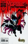 Cover for Morbius: The Living Vampire (Marvel, 1992 series) #17