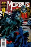 Cover for Morbius: The Living Vampire (Marvel, 1992 series) #18