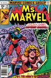 Cover Thumbnail for Ms. Marvel (1977 series) #19