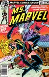 Cover for Ms. Marvel (Marvel, 1977 series) #22