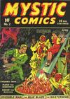 Cover for Mystic Comics (Marvel, 1940 series) #2
