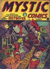 Cover for Mystic Comics (Marvel, 1940 series) #8