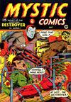 Cover for Mystic Comics (Marvel, 1940 series) #9
