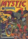 Cover for Mystic Comics (Marvel, 1940 series) #10
