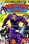 Cover for Machine Man (Marvel, 1978 series) #1