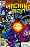 Cover for Machine Man (Marvel, 1978 series) #6 [Regular Edition]