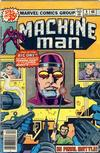 Cover for Machine Man (Marvel, 1978 series) #9
