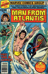 Cover for Man from Atlantis (Marvel, 1978 series) #1