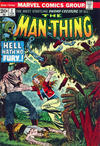 Cover for Man-Thing (Marvel, 1974 series) #2
