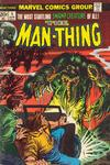 Cover for Man-Thing (Marvel, 1974 series) #4