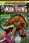 Cover for Man-Thing (Marvel, 1974 series) #7