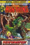 Cover for Man-Thing (Marvel, 1974 series) #9 [Regular]