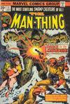 Cover for Man-Thing (Marvel, 1974 series) #11 [Regular]