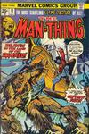Cover for Man-Thing (Marvel, 1974 series) #13 [Regular Edition]