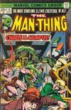Cover for Man-Thing (Marvel, 1974 series) #18 [Regular]
