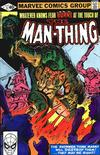 Cover Thumbnail for Man-Thing (1979 series) #3 [Direct]