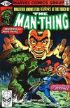Cover for Man-Thing (Marvel, 1979 series) #4 [Direct]