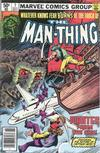 Cover for Man-Thing (Marvel, 1979 series) #7 [Newsstand]