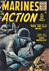 Cover for Marines in Action (Marvel, 1955 series) #8