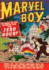 Cover for Marvel Boy (Marvel, 1950 series) #2