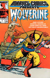 Cover for Marvel Comics Presents (Marvel, 1988 series) #5 [Direct]