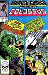 Cover for Marvel Comics Presents (Marvel, 1988 series) #12 [Direct]