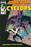 Cover for Marvel Comics Presents (Marvel, 1988 series) #20 [Direct]