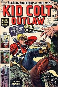 Cover Thumbnail for Kid Colt Outlaw (Marvel, 1949 series) #31