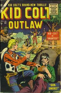 Cover Thumbnail for Kid Colt Outlaw (Marvel, 1949 series) #54