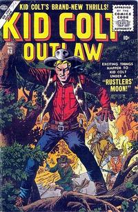 Cover Thumbnail for Kid Colt Outlaw (Marvel, 1949 series) #63