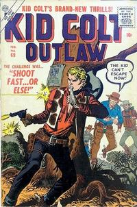 Cover Thumbnail for Kid Colt Outlaw (Marvel, 1949 series) #69