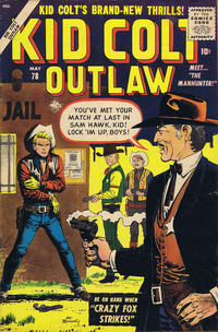 Cover Thumbnail for Kid Colt Outlaw (Marvel, 1949 series) #78