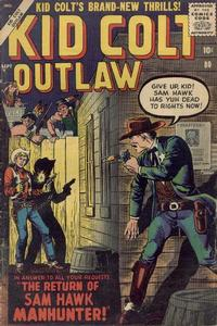 Cover Thumbnail for Kid Colt Outlaw (Marvel, 1949 series) #80