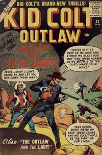 Cover Thumbnail for Kid Colt Outlaw (Marvel, 1949 series) #82