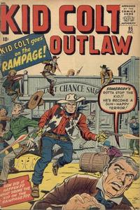 Cover Thumbnail for Kid Colt Outlaw (Marvel, 1949 series) #95