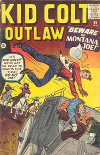 Cover Thumbnail for Kid Colt Outlaw (Marvel, 1949 series) #96