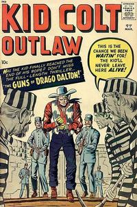 Cover Thumbnail for Kid Colt Outlaw (Marvel, 1949 series) #97