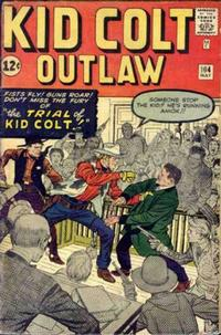 Cover Thumbnail for Kid Colt Outlaw (Marvel, 1949 series) #104