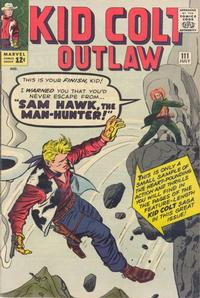 Cover Thumbnail for Kid Colt Outlaw (Marvel, 1949 series) #111