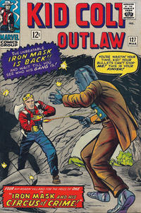 Cover Thumbnail for Kid Colt Outlaw (Marvel, 1949 series) #127