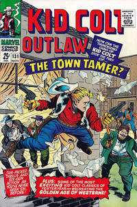 Cover Thumbnail for Kid Colt Outlaw (Marvel, 1949 series) #131