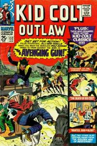 Cover Thumbnail for Kid Colt Outlaw (Marvel, 1949 series) #132