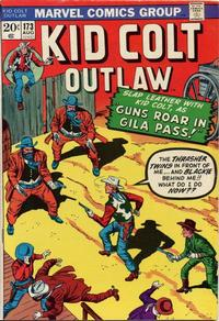 Cover Thumbnail for Kid Colt Outlaw (Marvel, 1949 series) #173