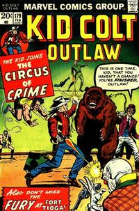 Cover Thumbnail for Kid Colt Outlaw (Marvel, 1949 series) #179