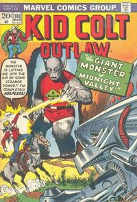Cover Thumbnail for Kid Colt Outlaw (Marvel, 1949 series) #180